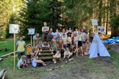 Letní tábor Poslední teepee - 2020