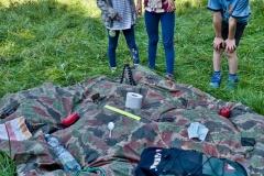 Náborový výlet na Horákovský hrad - září 2020